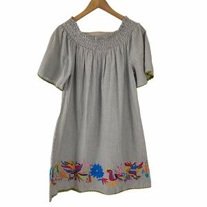Sister Mary Embroidered Lucy Dress